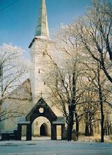 Кирха Святого Михаила